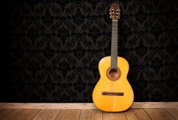گیتار کلاسیک یا پاپ